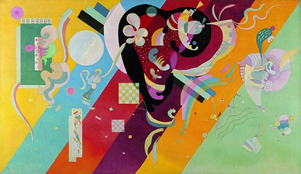 Composition IX, 1936 by Wassily Kandinsky