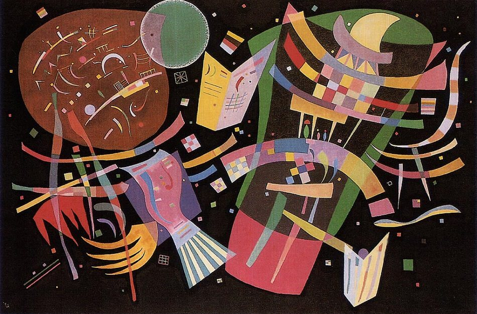Composition X, 1939 by Wassily Kandinsky