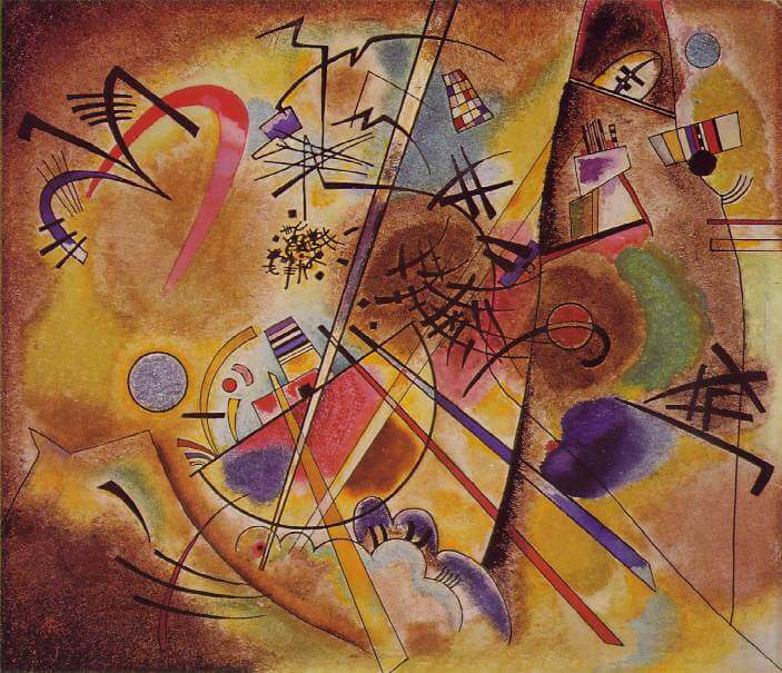 Small Dream in Red, 1925 by Wassily Kandinsky