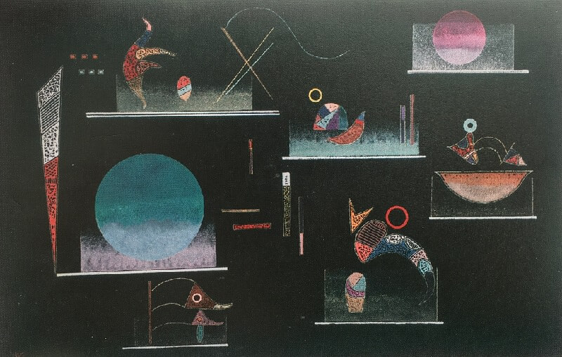Untitled, 1940 by Wassily Kandinsky